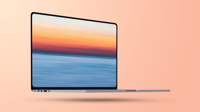 New MacBook 14 and 16 inches