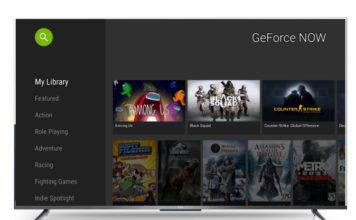 How to Run GeForce Now on Android TV?