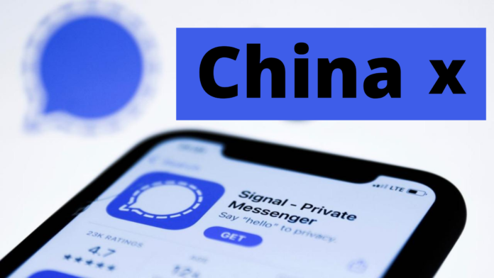 Signal App Gets Banned In China