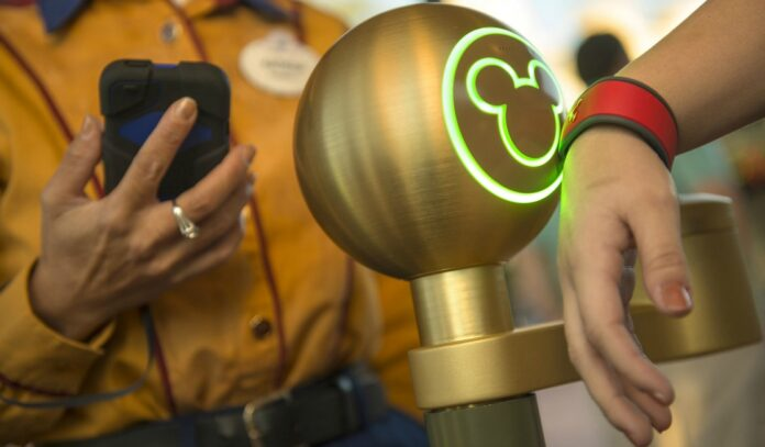 Disney Is Providing A Contactless Use Of The Magic mobile