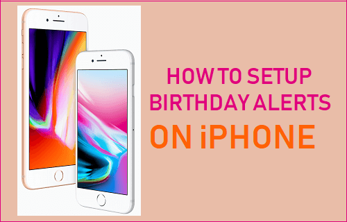 How to Set Automatic Birthday Reminders on Your iPhone?