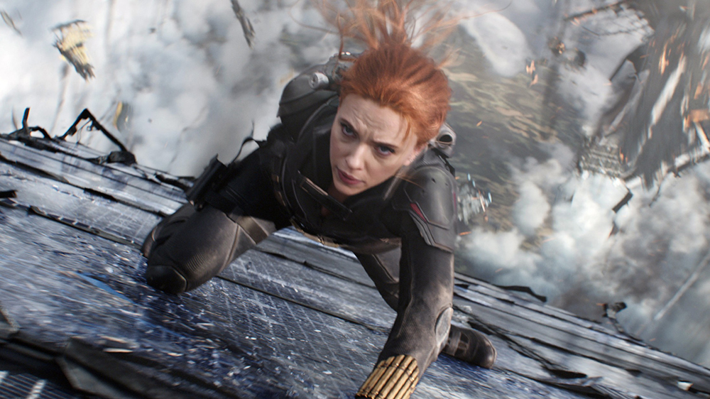 Black Widow collection